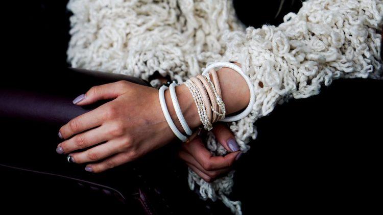Bracelets en tissu personnalisés